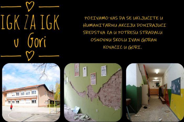 IGK za IGK u Gori