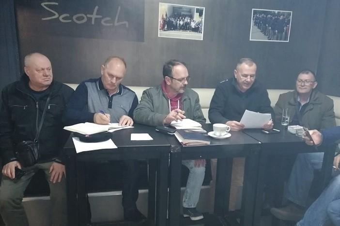 Održana izborna skupština Udruge Veterana 3.gardijske brigade Kune Ogranak Slavonski Brod