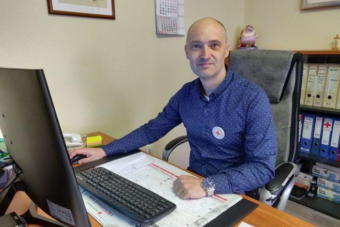 Dario Pauković novi je ravnatelj Gradskog društva Crvenog križa Nova Gradiška