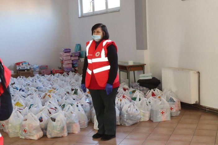 Crveni križ: Za stradale u potresu uplaćeno oko 44 milijuna kuna