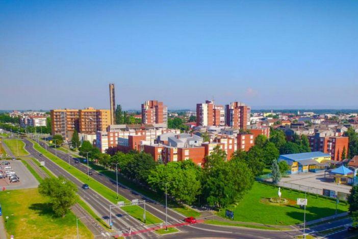 U Naselju Slavonija I, Grad postavlja novo vježbalište na otvorenom i obnavlja dječje igralište
