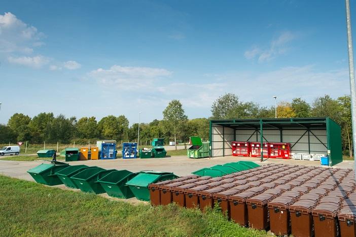 Nabavljeni spremnici za odvojeno prikupljanje otpada