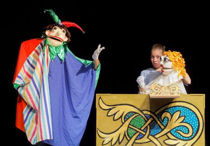 Predstava za djecu Kraljevna na zrnu graška