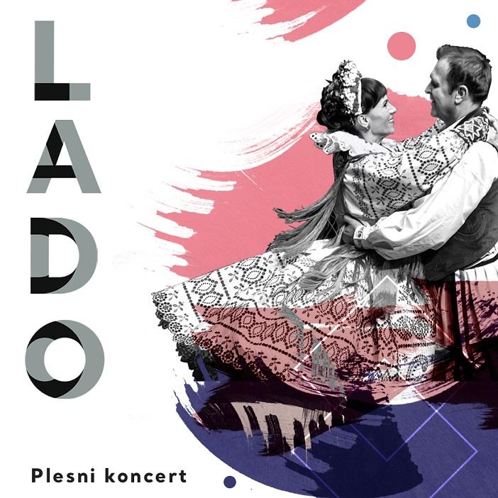 Plesni koncert Ansambla LADO