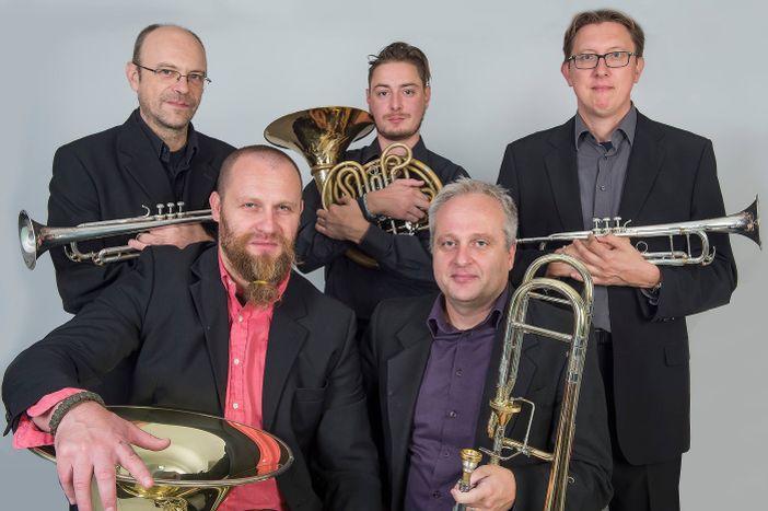 Koncert puhačkog kvinteta Simply brass