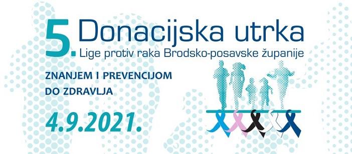 5. Donacijska utrka 'Znanjem i prevencijom do zdravlja'