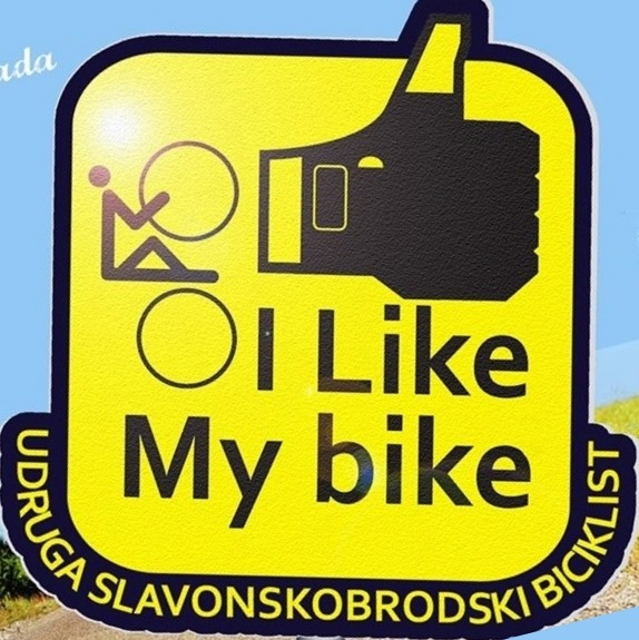 "Biciklijada ""I like my bike"""
