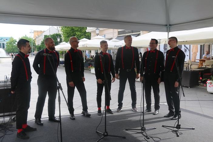 Svjetski dan glazbe na Trgu Ivane Brlić-Mažuranić