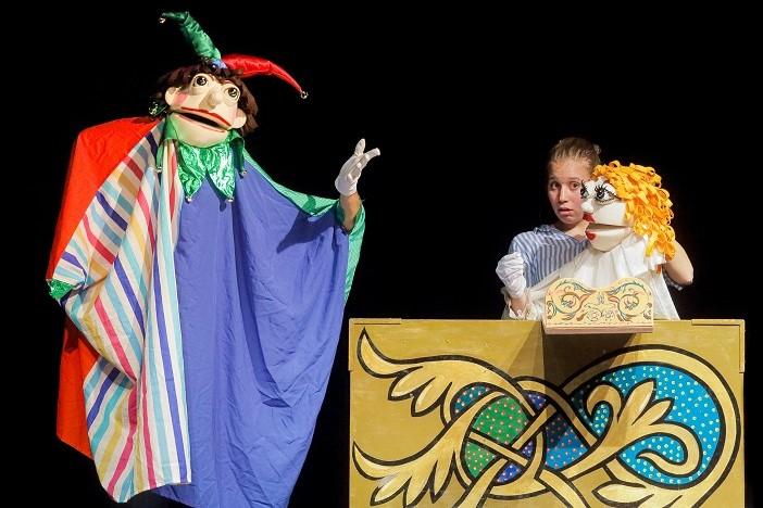 U goste nam dolazi predstava za djecu Kraljevna na zrnu graška