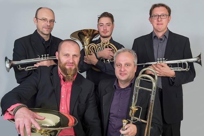 Koncertu Puhačkog kvinteta SIMPLY BRASS u Slavonskom Brodu