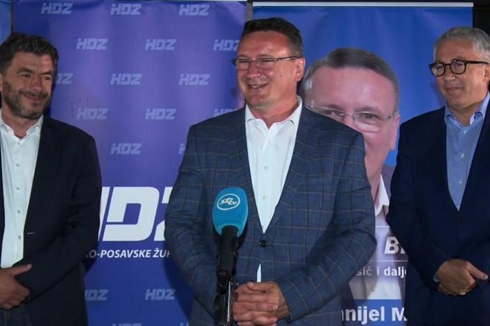 Marušić i Grgić uvjerljivi pobjednici u prvom krugu, Duspara i Jelić odlučuju u drugom krugu