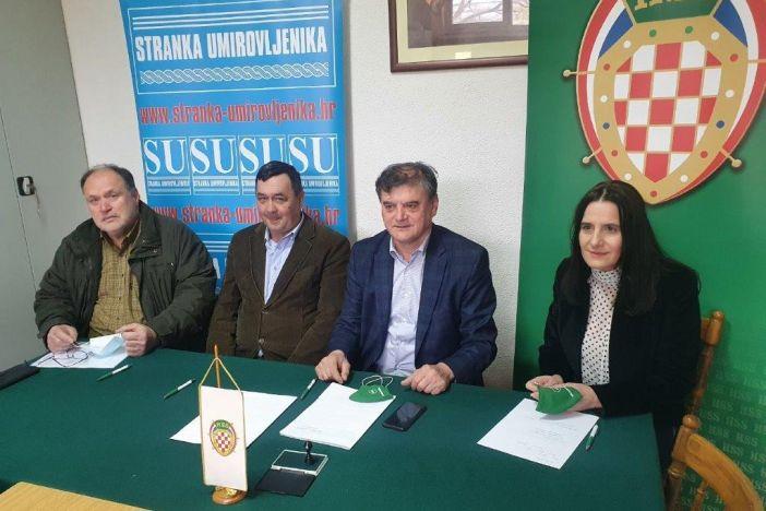HSS i SU zajedno na Lokalne izbore 2021.