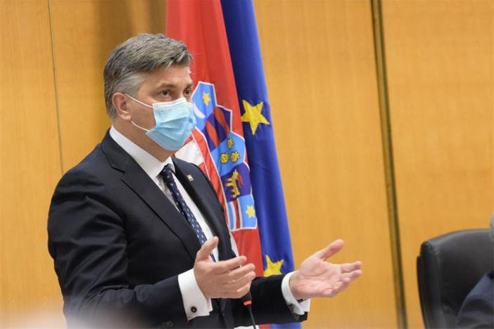 Plenković: Covid dodatak umirovljenicima u sljedećih nekoliko tjedana