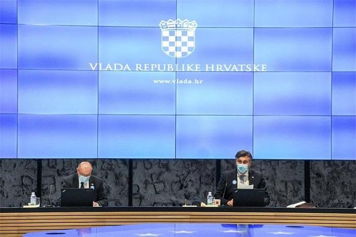 Plenković najavio popuštanje mjera u osnovnim školama i sportu