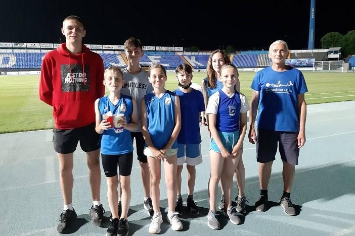 Atletičari Marsonije uspješni u Osijeku