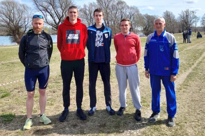 Atletičari Marsonije zauzeli šesto mjesto na ekipnom Prvenstvu Hrvatske u krosu