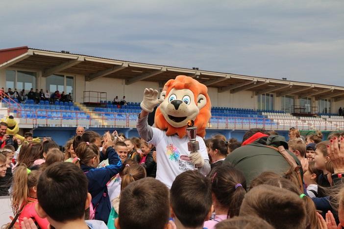 Otvorene Sportske igre mladih