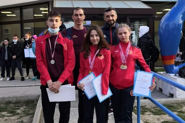 Odlični rezultati Brođana na Otvorenom prvenstvu Hrvatske u paraplivanju