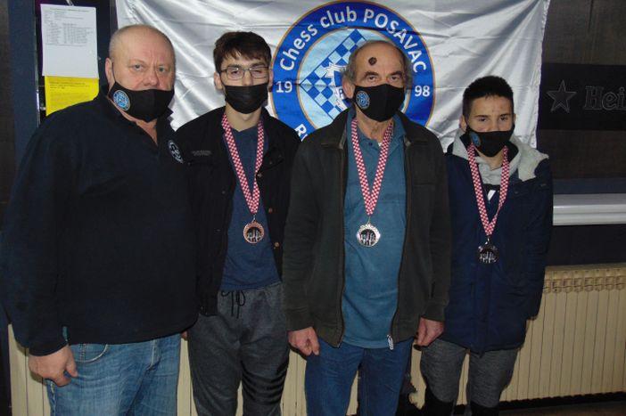 Mile Maras pobjednik šahovskog turnira Mrdanovci 2021.