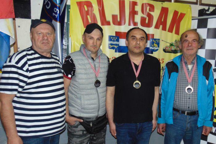 Zoran Ivanović osvojio šahovski turnir Bljesak 2021.