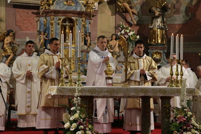 Proslavljena Mlada misa fra Mislava Lukačevića