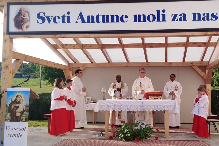 Podvinje slavi Sv. Antuna Padovanskog zaštitnika župe
