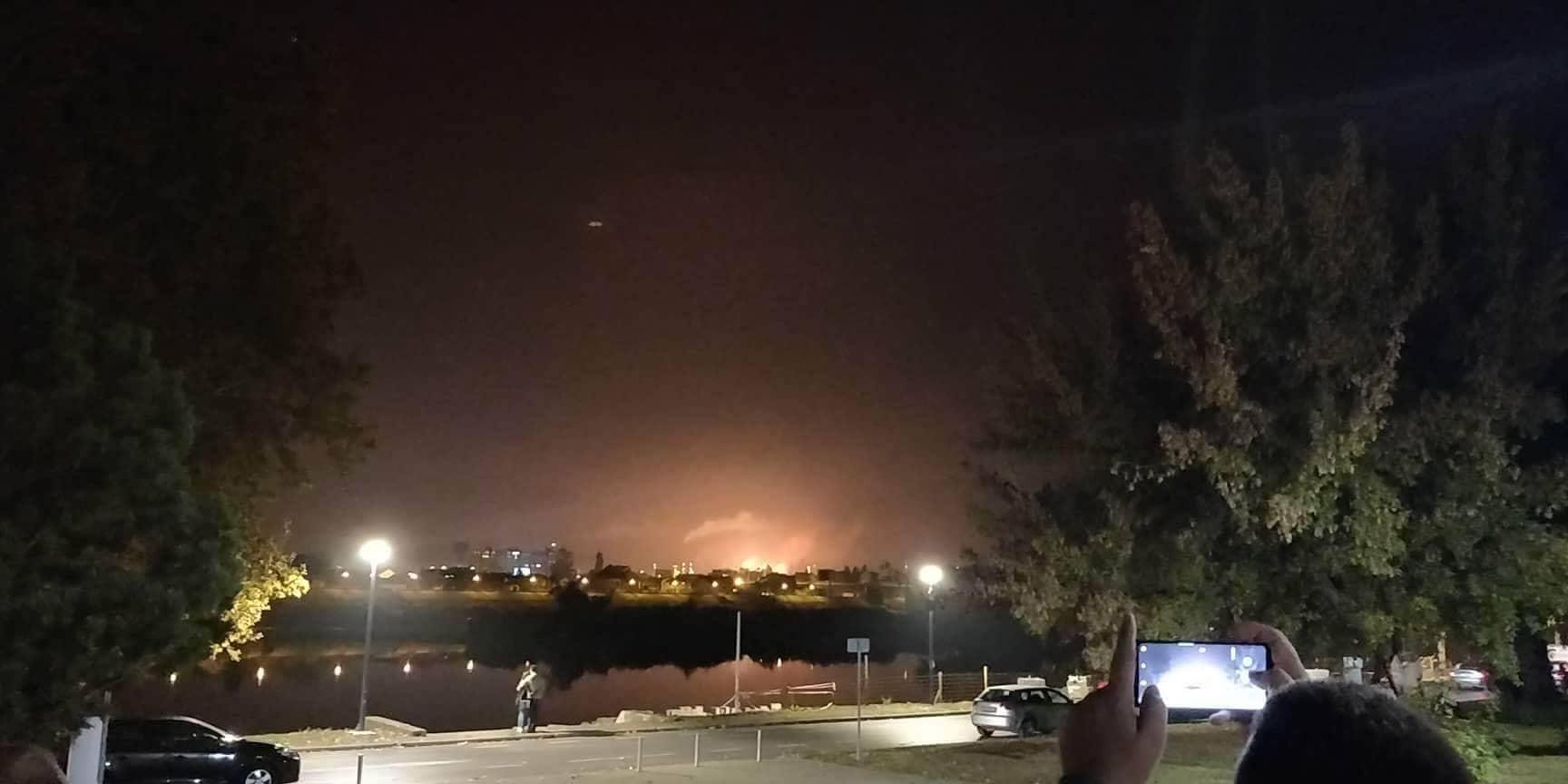 Snažna detonacija u Bosanskom Brodu