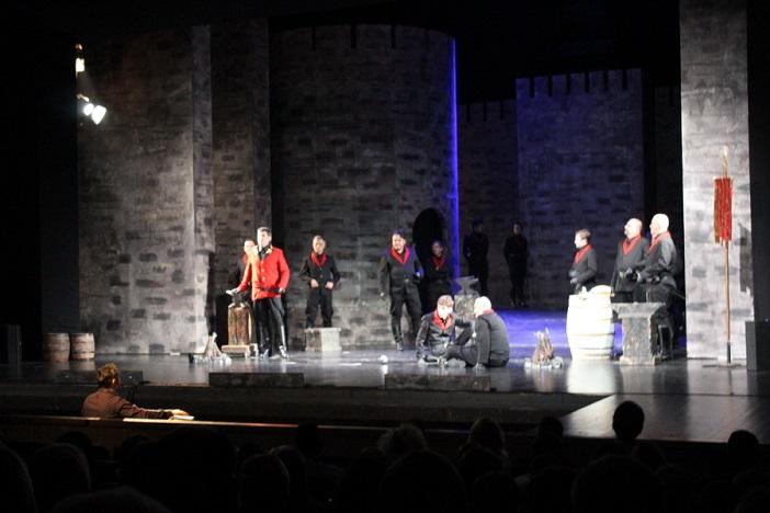 Opera Trubadur izvedena u organizaciji Rotary kluba Slavonski Brod
