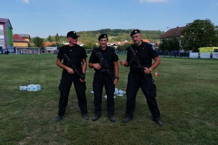 Obilježava se Dan policije u Brodsko posavskoj županiji