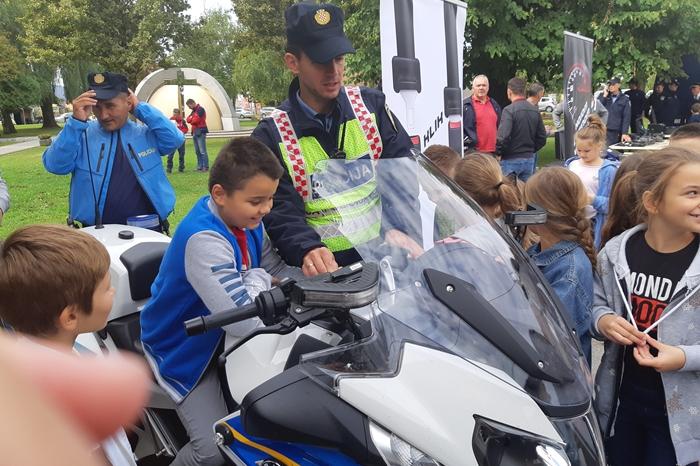 U Oriovcu svečano obilježen Dan policije