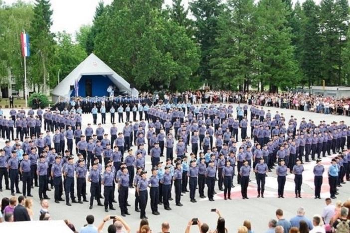 Raspisan natječaj za upis 750 polaznika/polaznica u Program srednjoškolskog obrazovanja odraslih za zanimanje policajac/policajka