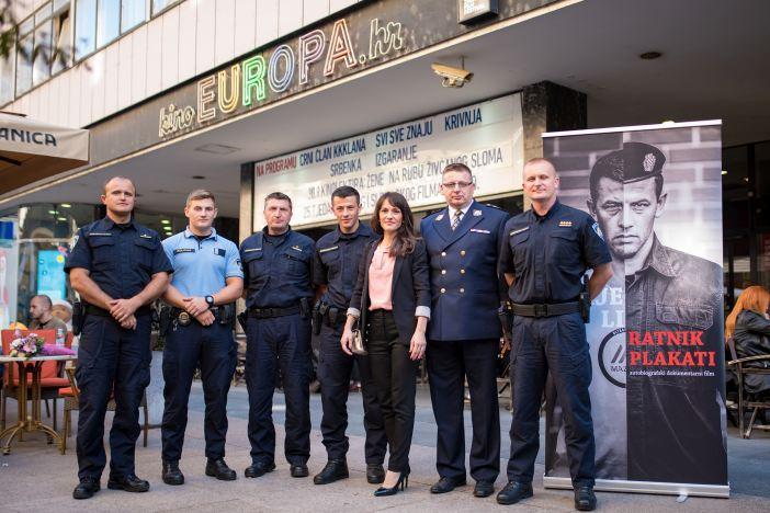 Nagrade najboljim policajcima sportašima