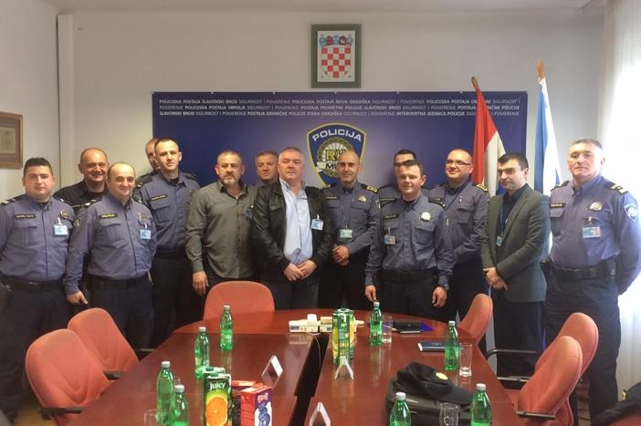 Glavni ravnatelj policije u posjetu PU brodsko-posavskoj