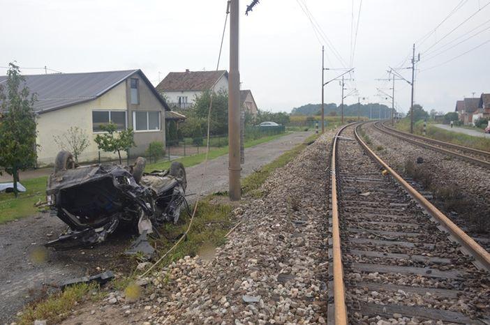 Policijsko izviješće o teškoj prometnoj nesreći u Donjim Andrijevcima
