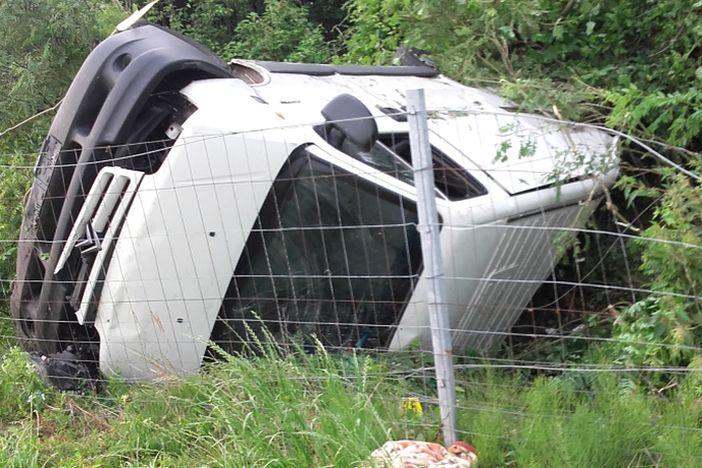 Prometna nesreća na autocesti kod Oriovca
