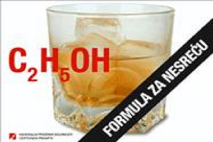 VELIKA KOPANICA - 60-godišnjak alkoholiziran uzrokovao prometnu nesreću