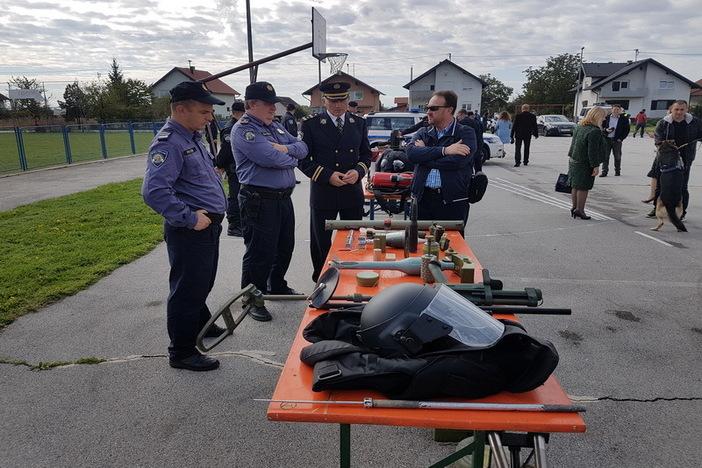 Nastavljen program obilježavanja Dana policije i blagdana sv. Mihovila