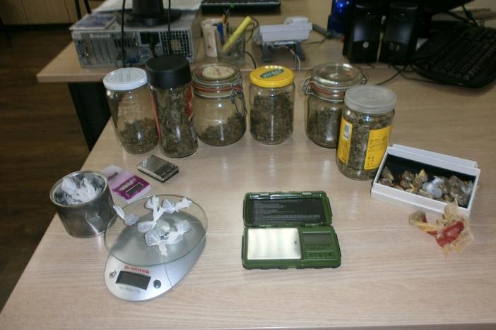 Zaplijenjena veća količina droge