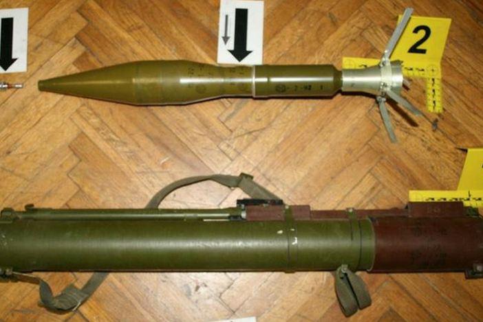Jedanaest bombi u odvodnom kanalu u Vrpolju