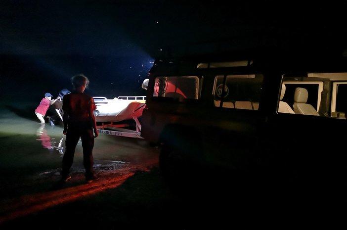 Članovi HGSS stanice Slavonski Brod pronašli tijelo na obali Save