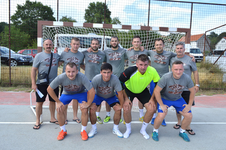 Pripadnici PU Brodsko-posavske sudjelovali na 22. memorijalnom turniru Josip Jović