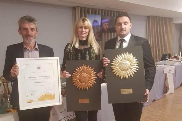 Kuća dida Tunje, Ranč Marin i općina Davor dobitnici prestižne nagrade