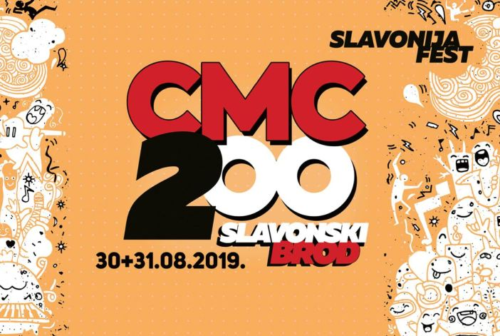 4. CMC 200 Slavonija fest 2019.