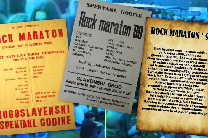 Judette i Keops headlineri brodskog Rock maratona