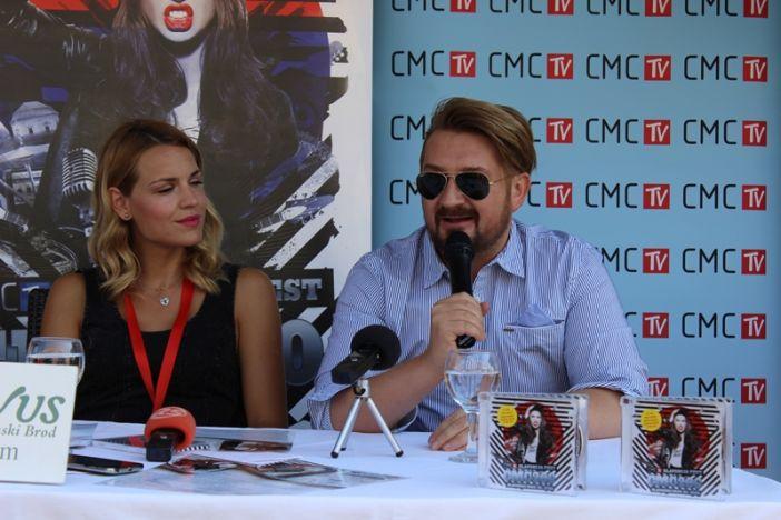"""Održana promocija festivalskog albuma """"Slavonija fest CMC 200"""""""