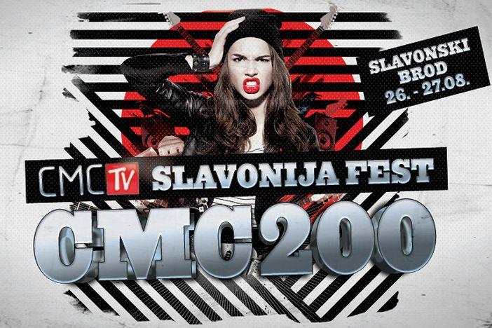 "City Colosseum 26.08. ususret ""Slavonija Fest CMC 200"""