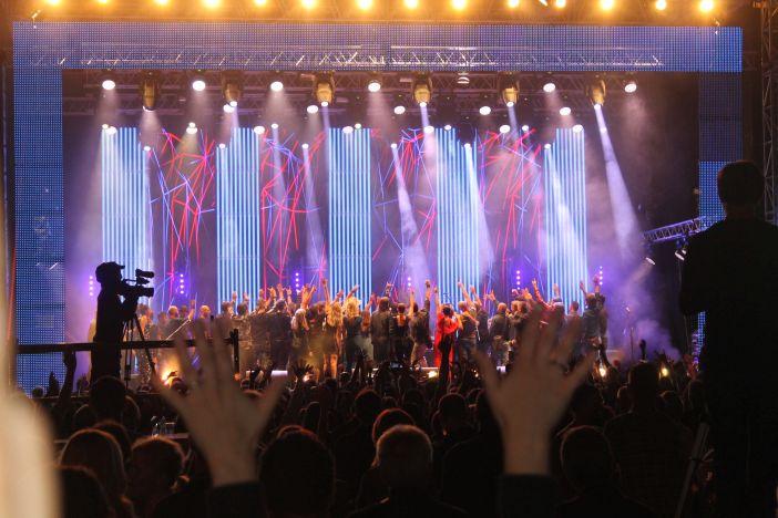 Nakon Moto susreta Slavonski Brod je dobio još jednu veliku rock feštu - CMC Slavonija fest!