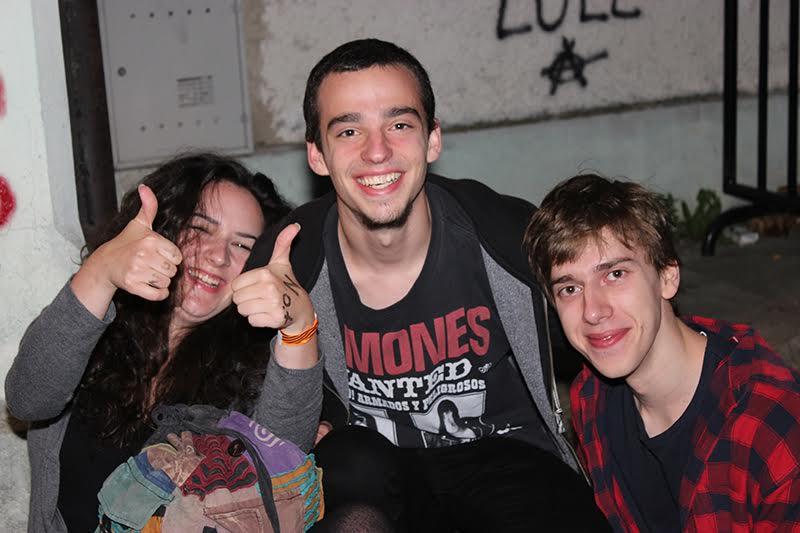 Nekoliko stotina duša na punk/rock festivalu u Novoj Gradiški