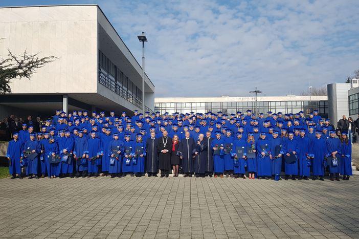 Održana XXXI. svečana promocija promovenata Strojarskog fakulteta u Slavonskom Brodu