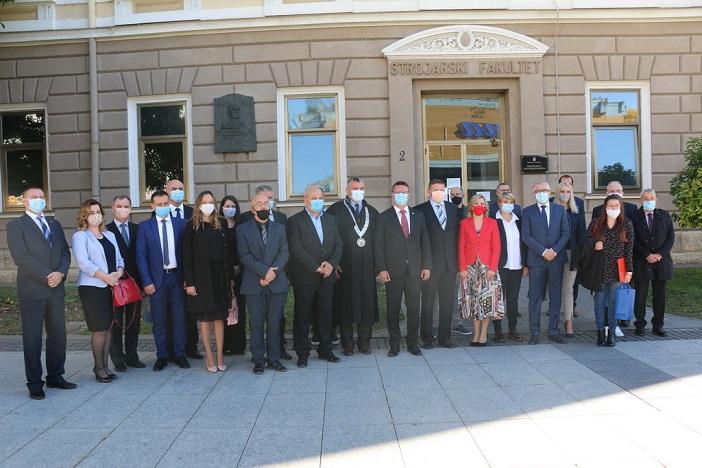 Konstituiran Senat Sveučilišta u Slavonskom Brodu